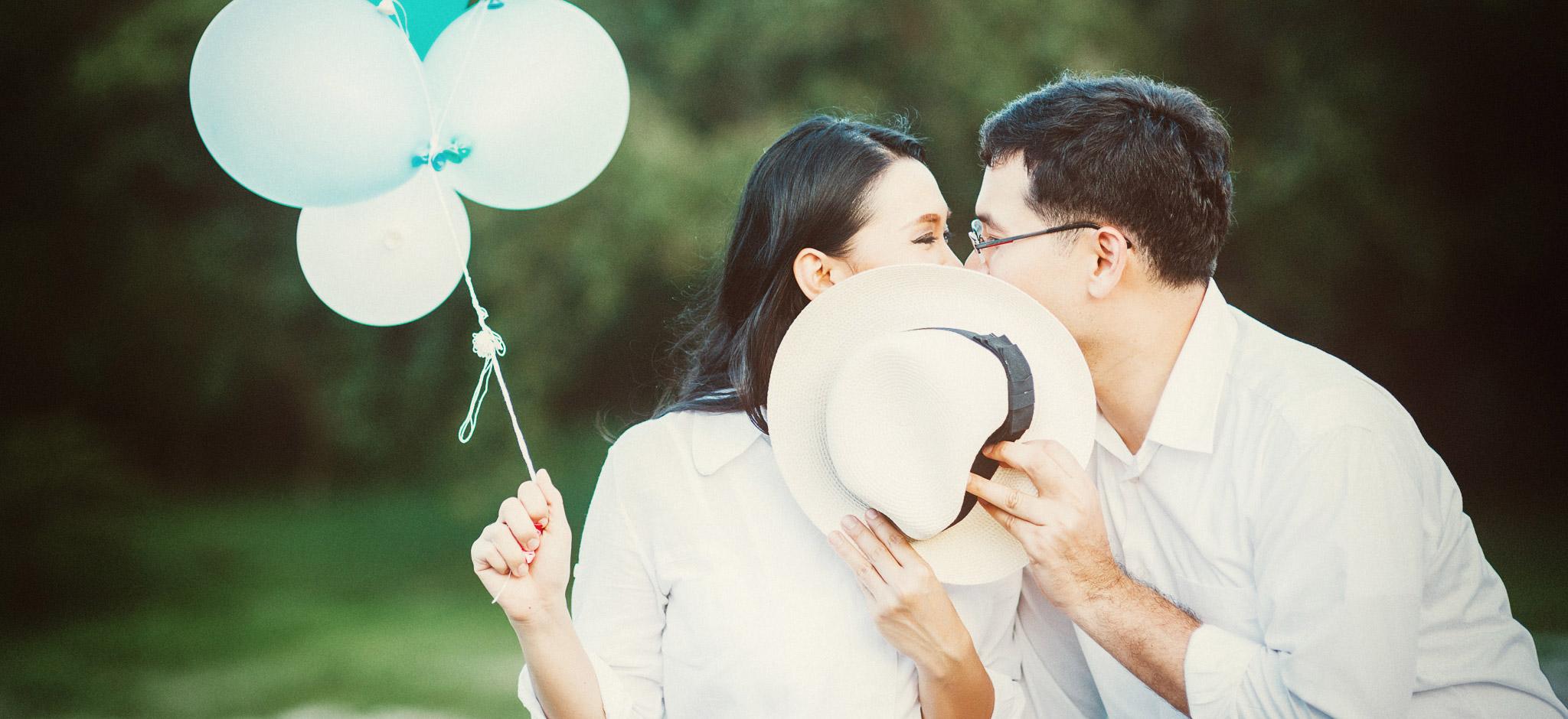 PRE-WEDDING : Por & Gorge