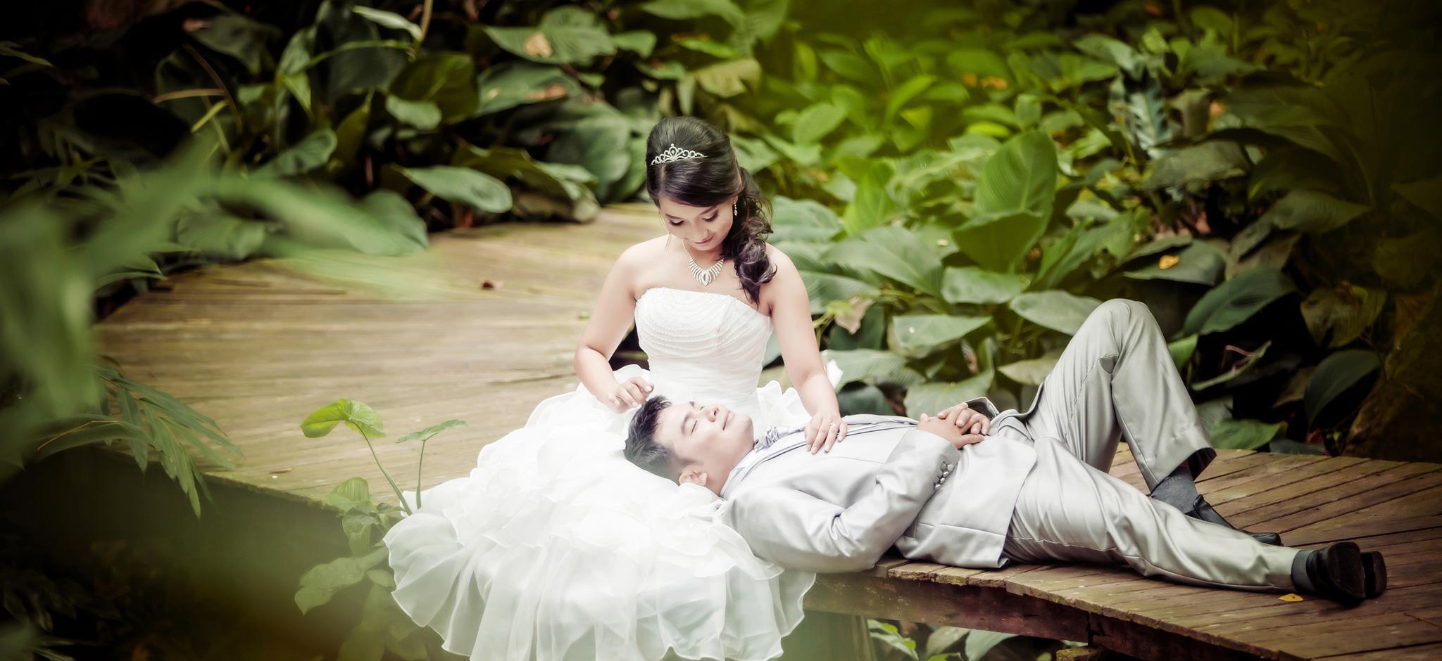 PRE-WEDDING : Som & Nai